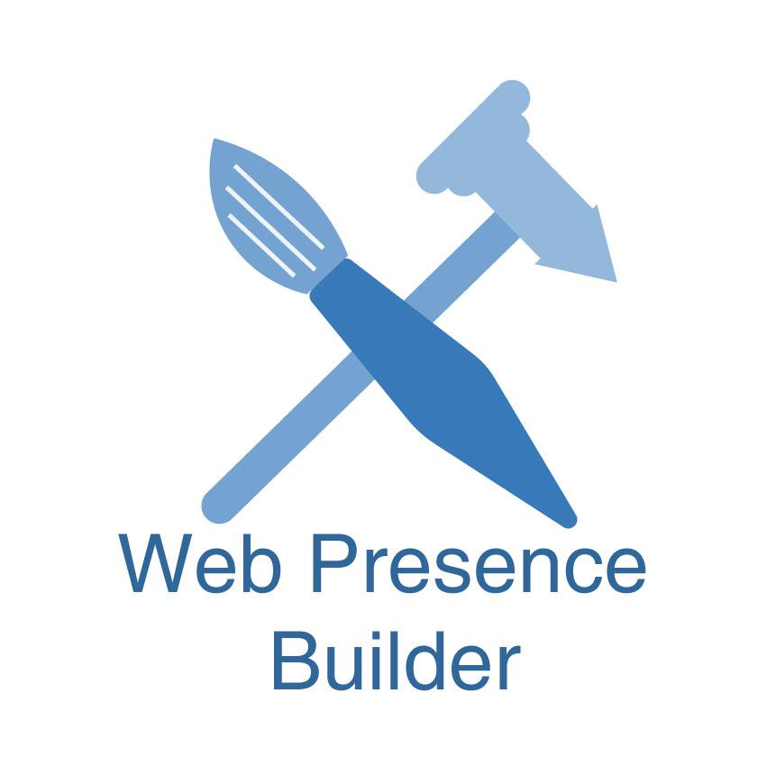 Web Presence Builder