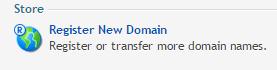 new domain