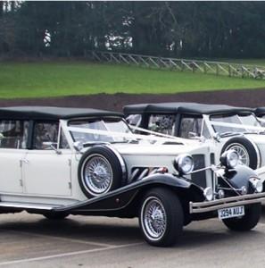 Classic Wedding Cars logo